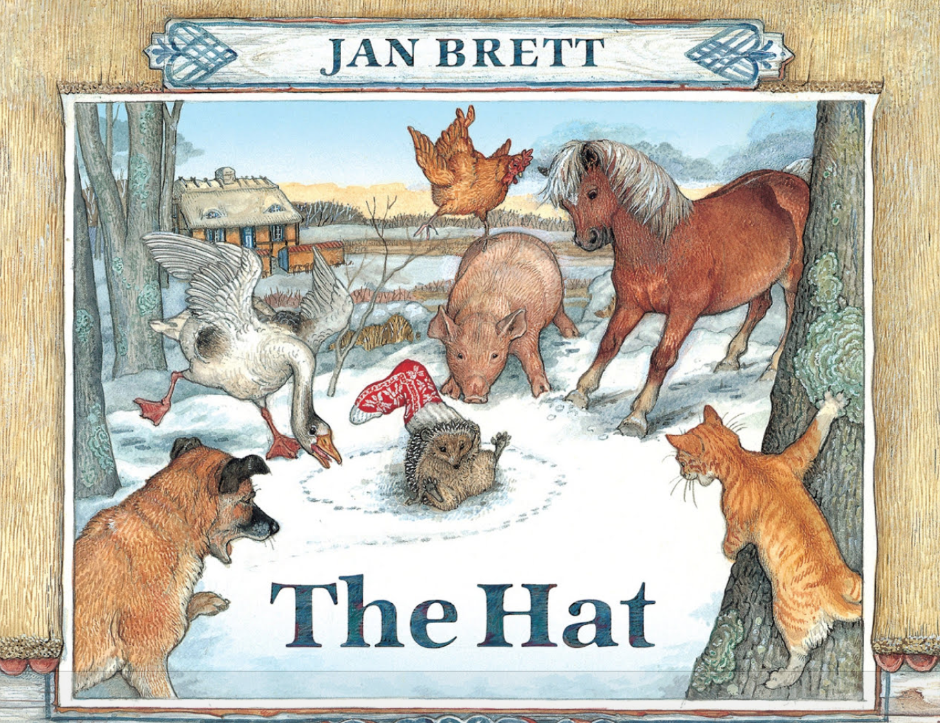 1st Grade Hip Hip Hooray The Hat And The Mitten Jan