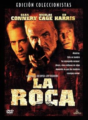 La Roca Nicolas Cage