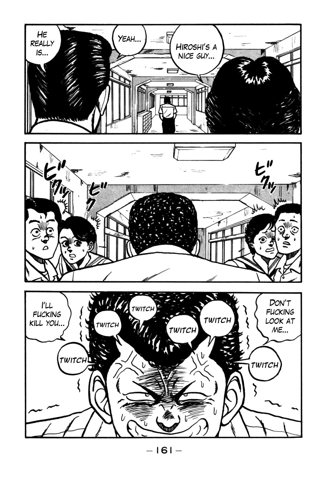 Be-Bop High School - Chapter 62