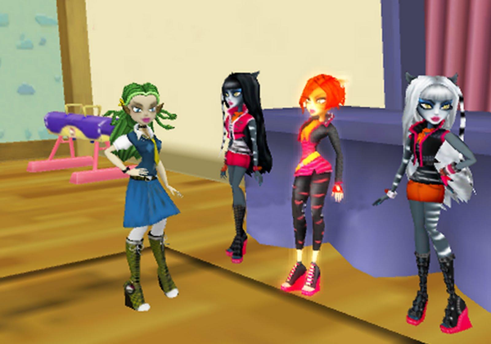 Monster High Frankie Stein Makeover