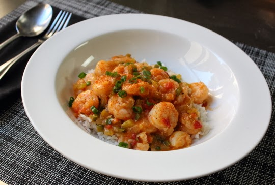 Shrimp Etouffee – Desperate Times Call for Delicious Measures