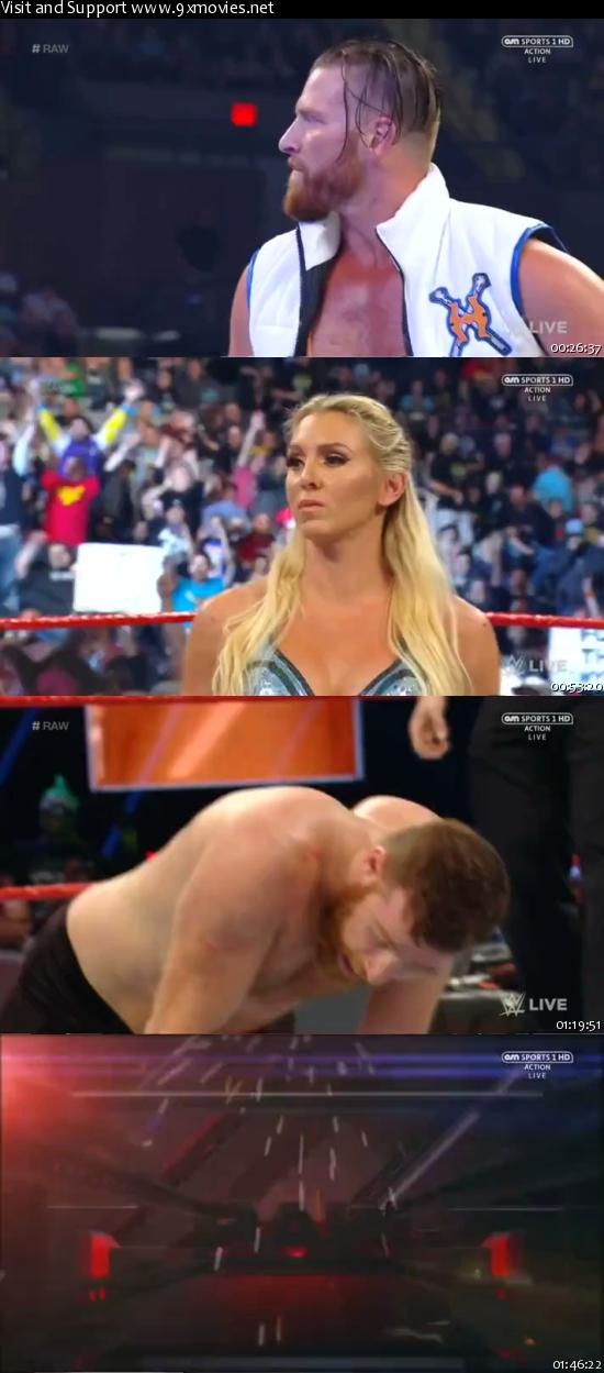 WWE Monday Night Raw 10 April 2017 HDTV 480p