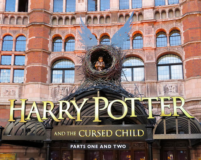 Harry Potter and the Cursed Child, Palace Theatre, Shaftesbury Avenue, London
