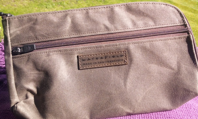 Handcrafted Sfbags Waterfield Gear Pouch Perfect For Tech Accessories In Addition To Go Docs!