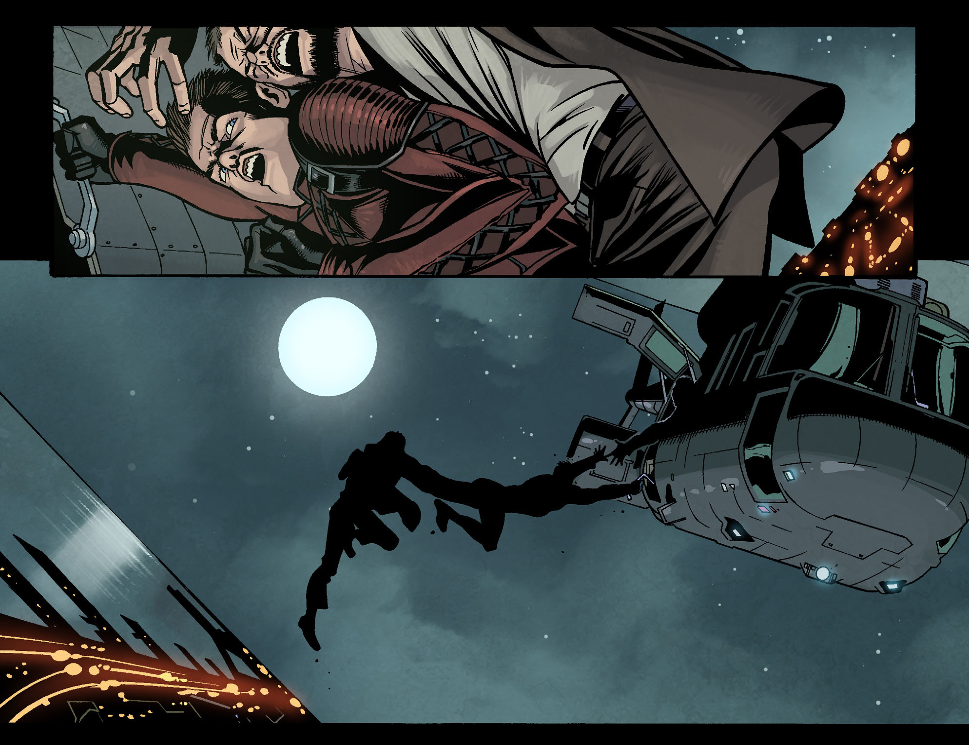 Read online Arrow: Season 2.5 [I] comic -  Issue #16 - 13
