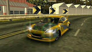 Game PSP Need For Speed Most Wanted ISO