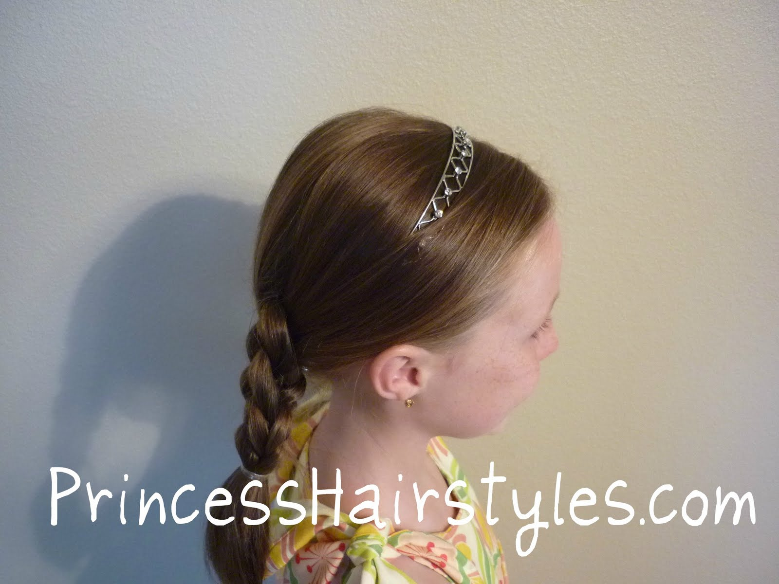 Hair Style 3d Image: Summer Hairstyles, The 3D Braid