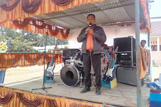Ketua YAPDI Gonting Malaha