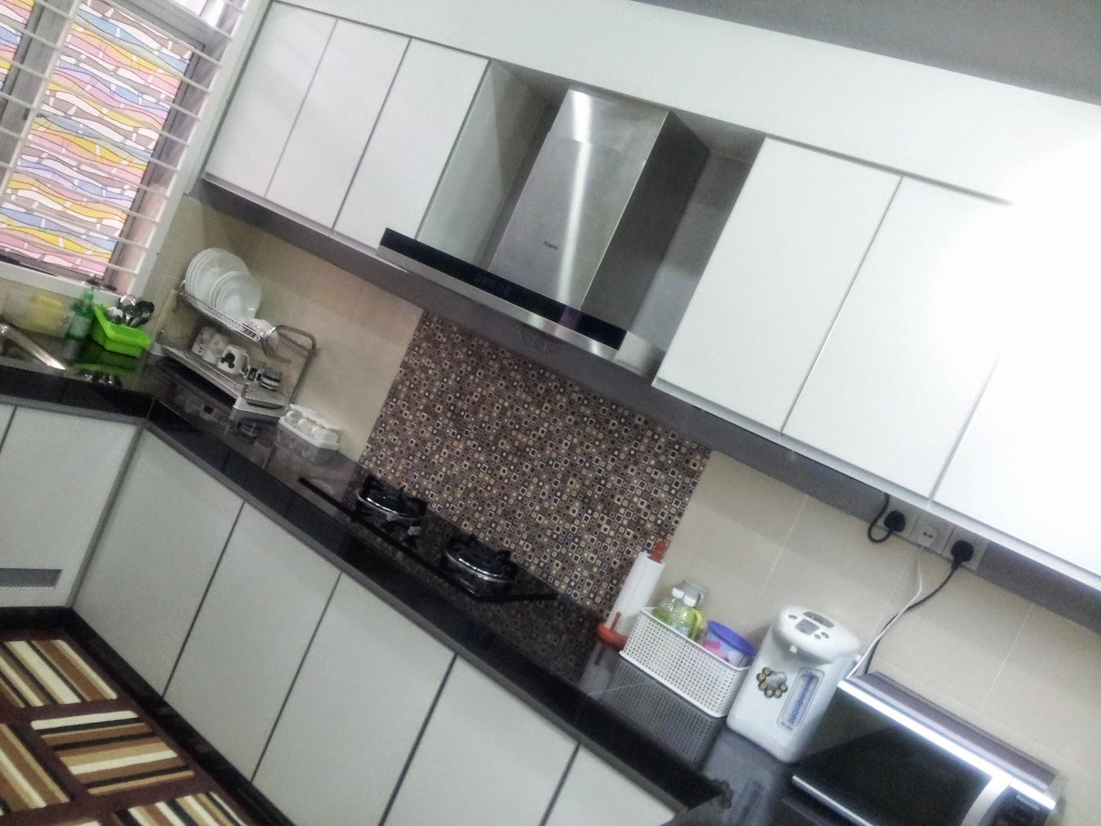 I N T A O R Z M B L G S P C Deco Review Ruangan Dapur
