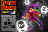 Here is #PhantumMansion part eight: the black Sanctum! #Gimmie5Games #HalloweenGames