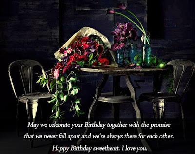 Happy Birthday Wishes Quotes for Love
