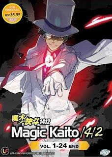 Xem Phim Siêu Đạo Chích KID - Magic Kaito 1412