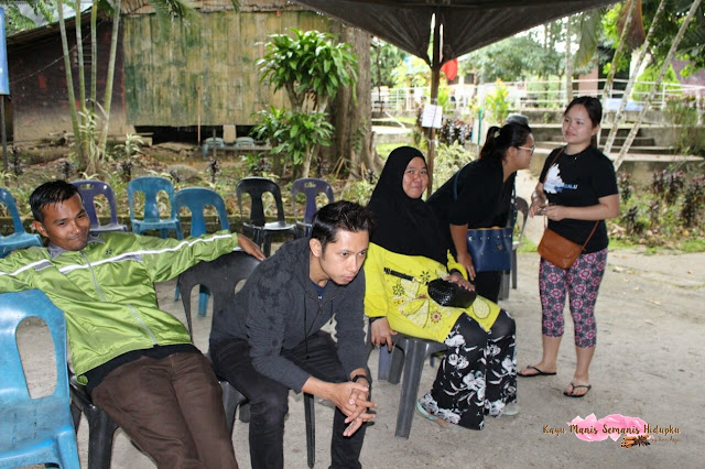 Tagal Spa Fish, Sg Morolo, Kg Luanti Baru, Ranau