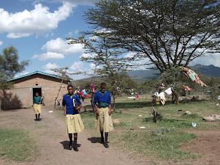 Eluwai Primary School, Tanzania