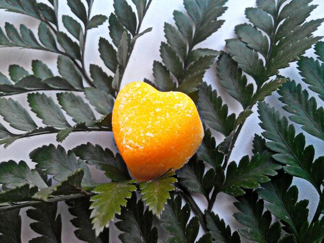 "Твердый шампунь ""Апельсин"" KOKO Soins"