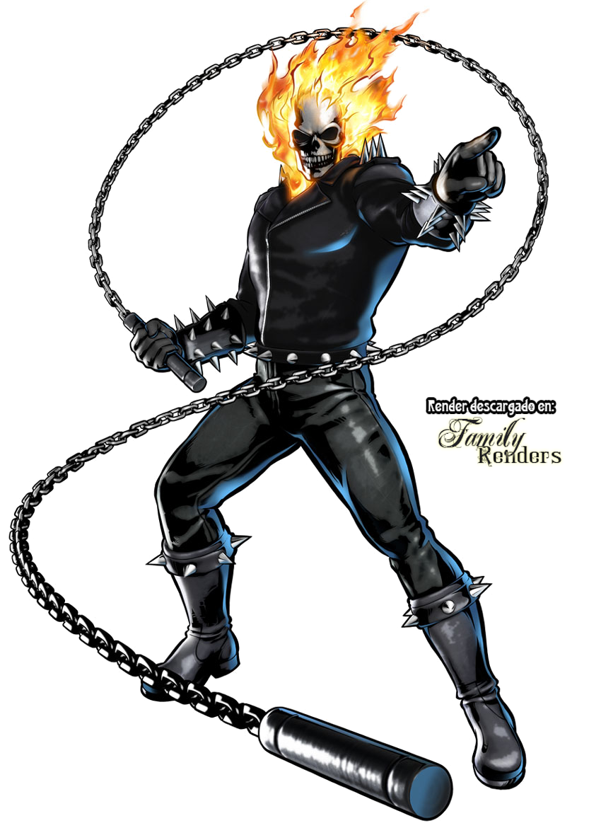 PNG-Ghost Rider