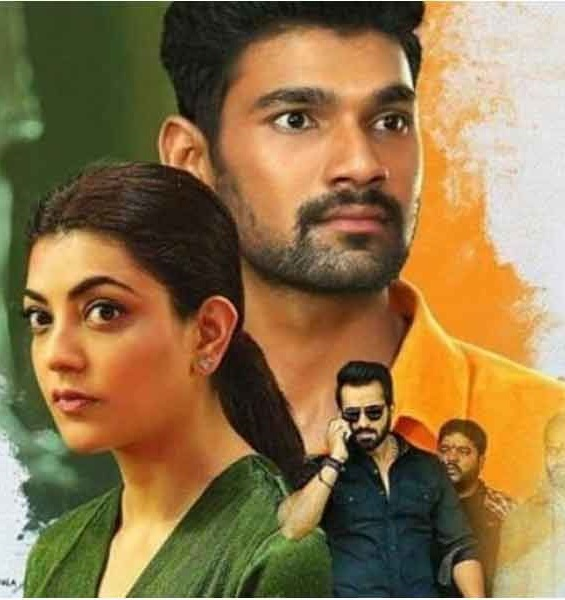 Sita (2019) Telugu 720p DVDScr x264 1.4GB Download