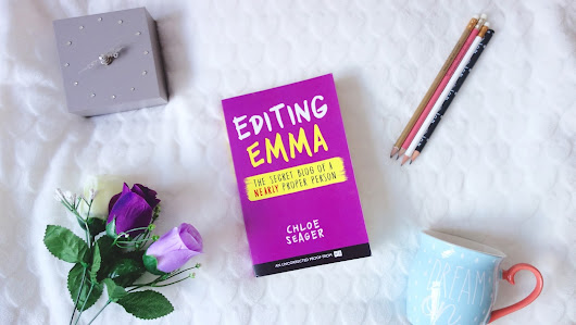 Blog Tour: Editing Emma by Chloe Seager