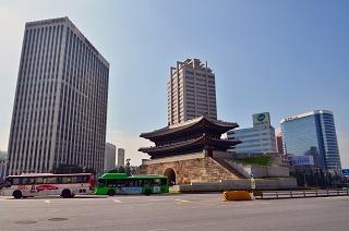 南大門(韓国)写真