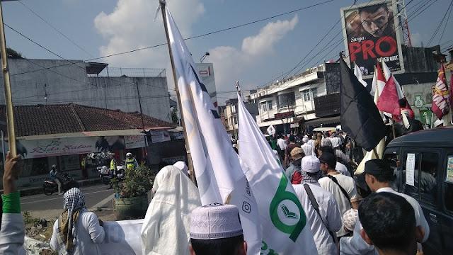 Mujahid Tasikmalaya Menggugat - Aksi Solidaritas Muslim Untuk Rohingya komunitas baperan
