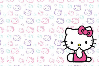 hello kitty party: free printable invitations. - oh my fiesta in english