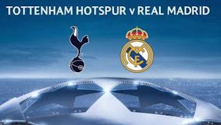 Tottenham Hotspur vs Real Madrid: El Real Tanpa Tiga Pemain Kunci