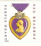 Purple Heart Medal 2014