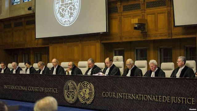 Soal PPKN : Hukum dan Peradilan Internasional