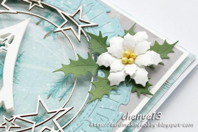 gwiazdy betlejemskie ręcznie robione