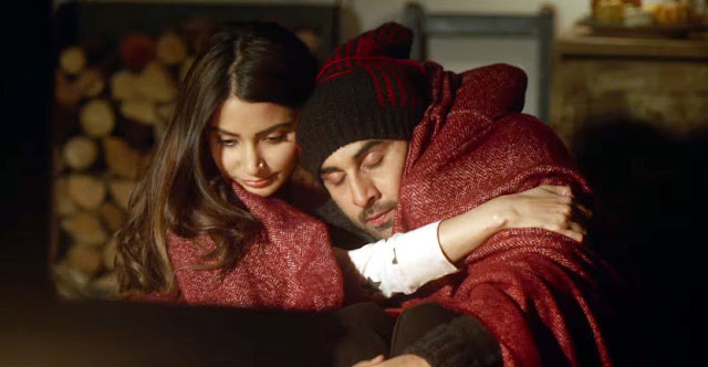 Anushka Sharma and Ranbir Kapoor in Ae Dil Hai Mushkil