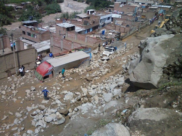 Peru disaster UPDATE FTOSSS