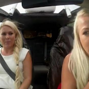 Πώς μαθαίνουν οι... ξανθιές οδήγηση