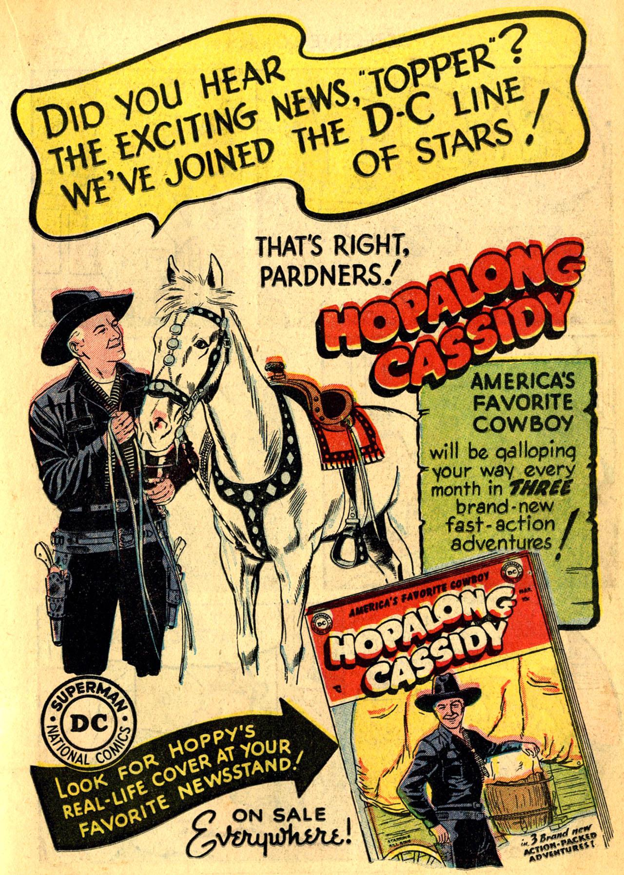Read online Detective Comics (1937) comic -  Issue #205 - 23