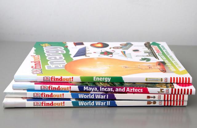 dk findout books