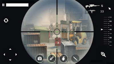 Major GUN FPS Unlimited Money Mod Apk