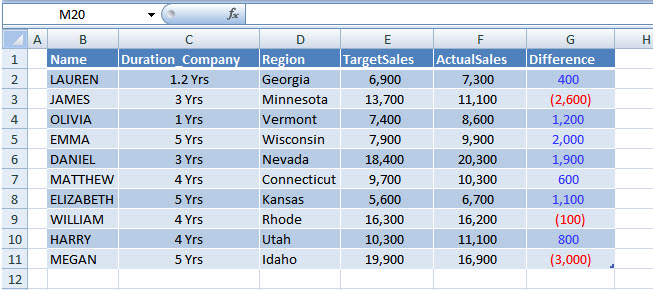 Microsoft Excel Tips: Two ways LOOKUP formula to extract