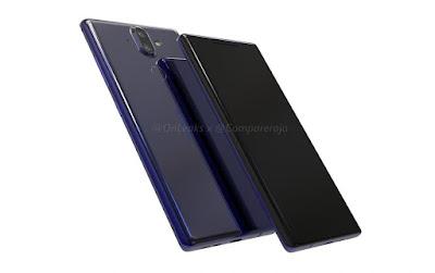 Info dettagli caratteristiche Nokia 9 by @OnLeaks