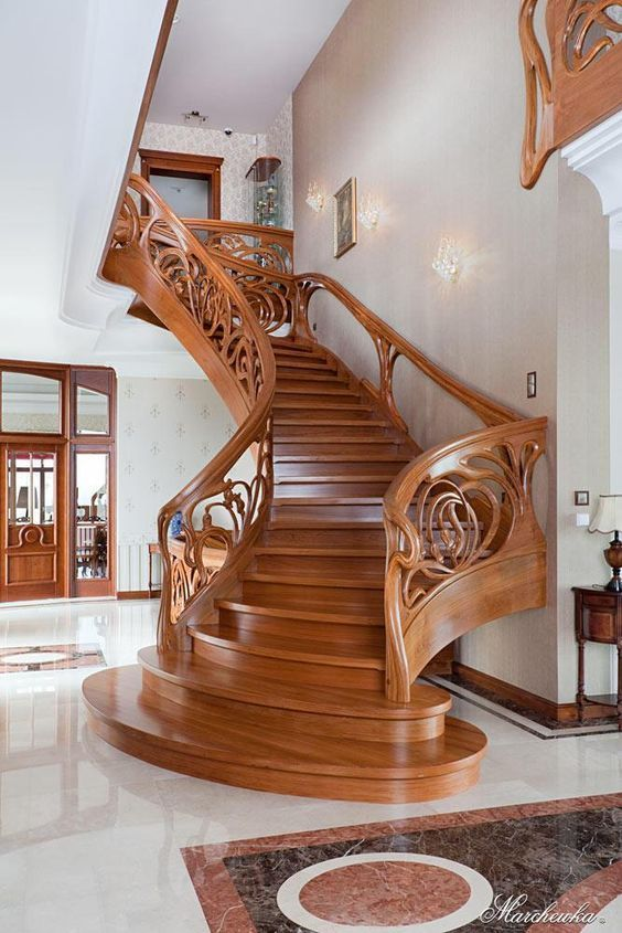 Trends Of Stair Railing Ideas And Materials Interior Outdoor | Wooden Hand Railing Designs | Light Wood | Residential Industrial Stair | Wood Panel | Decorative Glass | Scandinavian