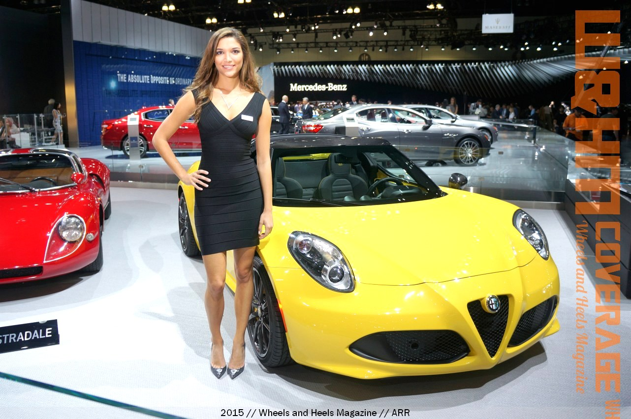 Wheels and Heels Magazine Cars: Big Highlight of LA Autoshow 2015 ...