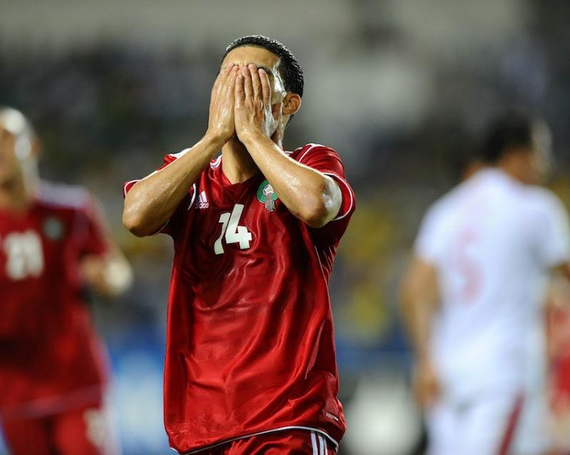 Le Maroc a perdu de manière honteuse face au RD Congo.