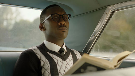 Mahershala Ali (Green Book) - filme