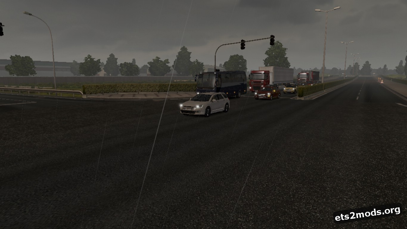 DP's Realistic Traffic Mod 0.1.9