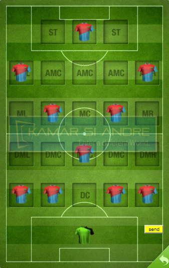 Formasi 4-5-1 : formasi, 4-5-1, Membuat, Formasi, Terbaik, Legal, Eleven, Kamar, Andre