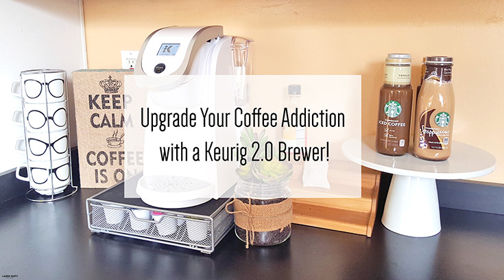 Check out all the specs on the Keurig 2.0 K200 and find out why you should upgrade your coffee addiction to another level...
