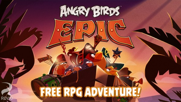 Download Game MOD : Angry Birds Epic Apk v1.4.0 (Unlimited Money)