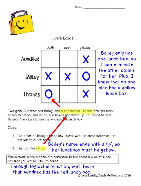 logic problem, puzzles