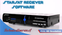 StarSat Reciever Latest Software