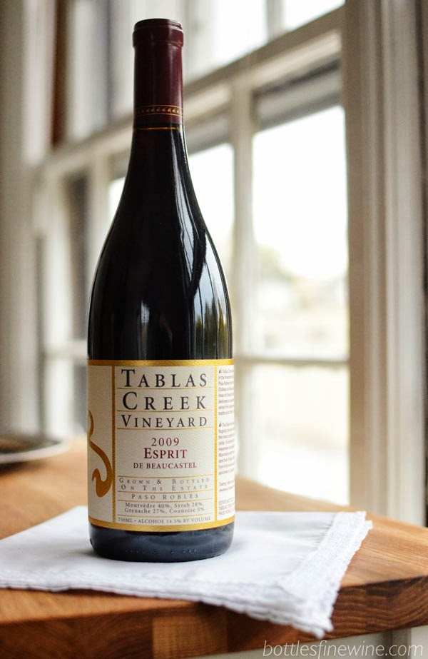 Tablas Creek Vineyard Esprit