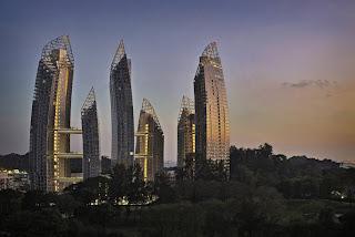 Edificio Daniel Libeskind Singapur