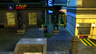 Game PPSSPP ISO Android LEGO Batman PSP Movie